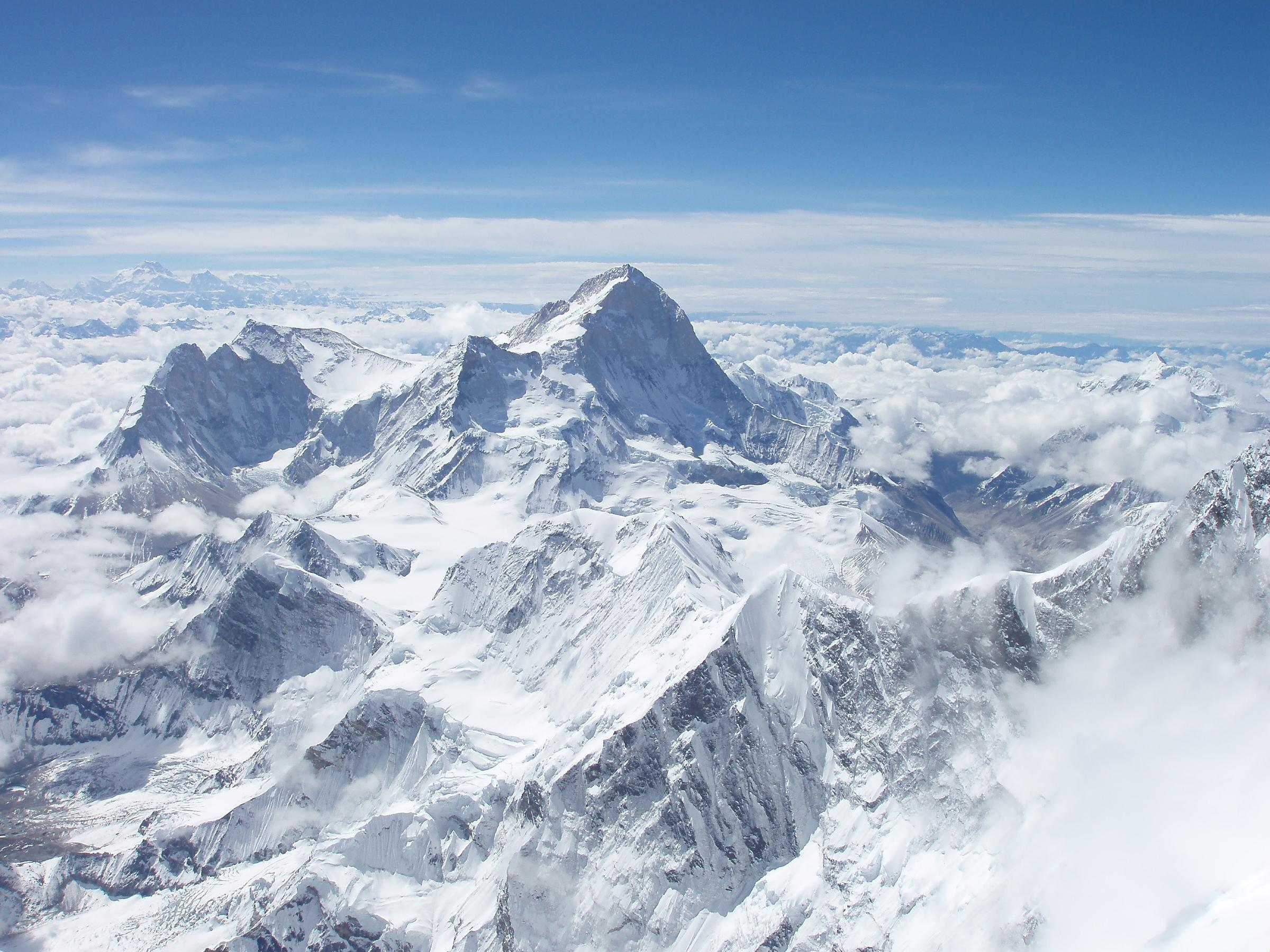 Everest Gipfel