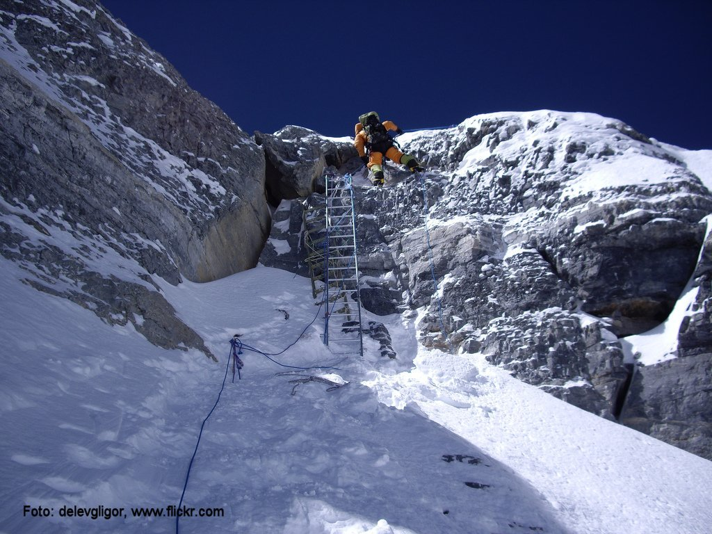 Everest Ladder Stlfamilylife